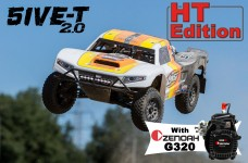 Losi 5ive-T 2.0 1/5 4WD SCT, HT-Edition