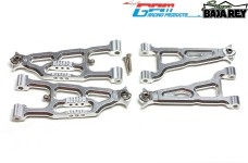 SB054/055 GPM Aluminum upper and lower a-arms for Losi Super