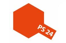 Tamiya Sprühfarbe PS-24 fluoreszierend orange