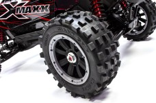 y1018 GIANT GRIP tires complete set for Traxxas X-MAXX 4x4 w