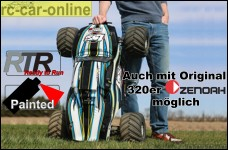 Losi Monster Truck XL 1:5 4WD RTR