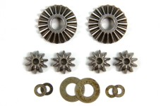 LOSB3202 Losi Internal Diff Gears & Shims 5T, TLR 5ive-B