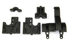 LOS251022 Differential Montageset Losi DBXL+MTXL 1:5 4WD