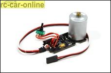 DM4000/05 Servomotor und Elektronik, inkl. Anschlußkab