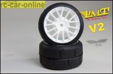 PMT-Supreme Profil Reifen verklebt X1 V2