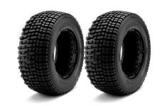 67867 HPI HB Rodeoo Reifen heck, weiß/weich