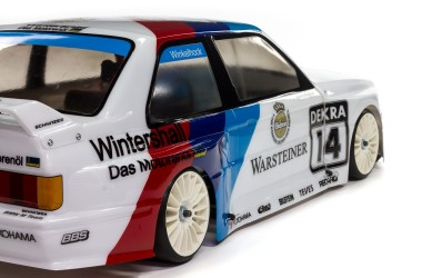 FG Sportsline Drift Chassis 4WD-510 with BMW E30 body - rc