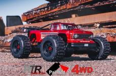 ARA5810 ARRMA OUTCAST 8S BLX 4WD Brushless Stunt Truck RTR