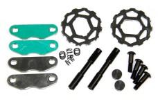 LOS251024 Brake Pads/Springs/Cam/Discs Losi DBXL 1/5 4WD