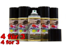 RC - Paint Lexan special colors, spraycan (Offer) Buy 3 get