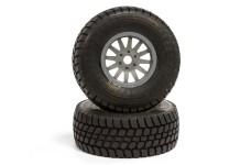 LOS45021 Losi Desert Claw Reifen montiert, Super Baja Rey