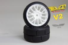 PMT-Supreme Profil Reifen verklebt X4 V2