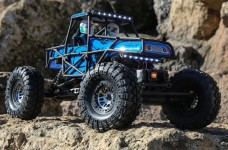 LOS03015T1 Losi Nightcrawler SE, Blue: 1/10 4wd Rock Crawler RTR