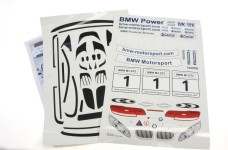 8185/01 FG Vehicle decals set for BMW M3 ALMS