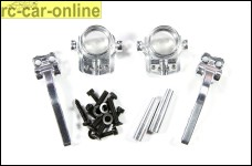 y68413 Front alloy uprights 4WD