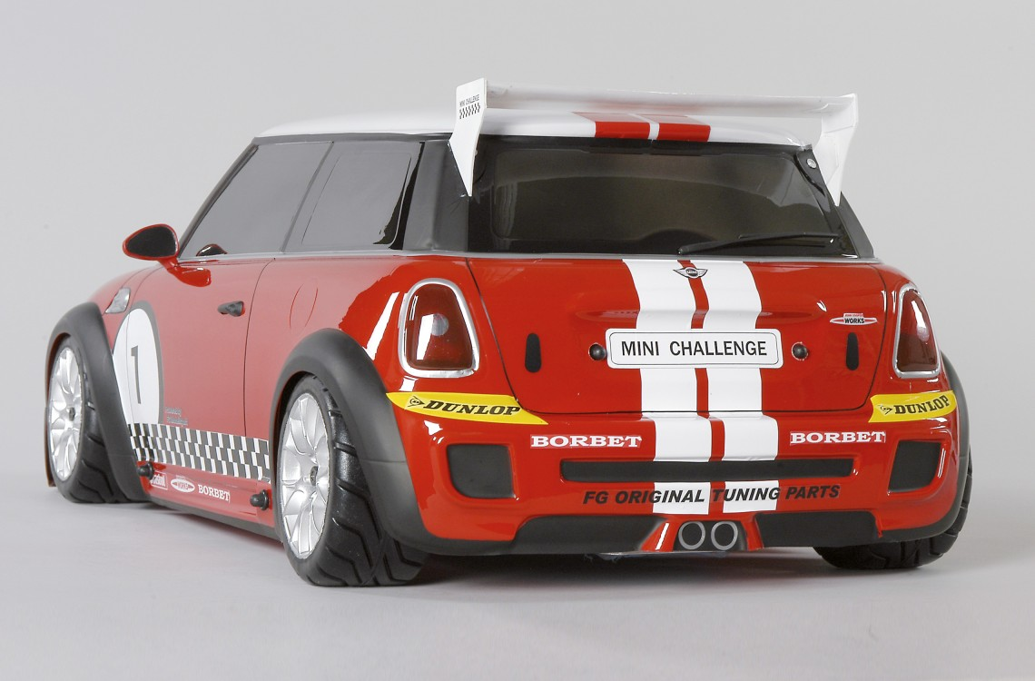 Fg Sportsline 4wd 510 With Mini Cooper Body Rc Car Online