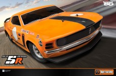 HPI Baja 5R On-Road 1970 Ford Mustang Boss 302