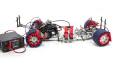 y1351 Reifenheizdecken für 1:5er Tourenwagen
