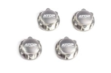 AT-5T004 ATOP Aluminum closed wheel nuts Losi 5ive-T/B, Mini