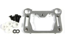y1030 HT Aluminum front bulkhead B for 2WD