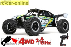 Losi Desert Buggy XL-E 4WD Electric RTR with AVC 1/5