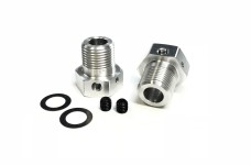 TT1050 Wheel adapter 24 mm hex for Carson Dirt Attack