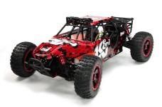 LOS250010 Lackierte Karosserie Losi Desert Buggy XL K&N