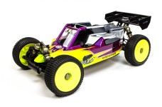 y1571 Losi 5ive-B body shell with rc-car-online works paint