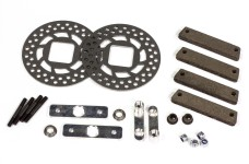 6250/08, FG Conversion kit to Tuning disk brake f./r., set