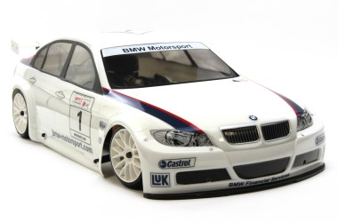 FG Sportsline with BMW 320si body shell - rc-car-online Onlineshop
