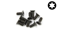 6920/10 FG Countersunk screw with Torx M4 x 10 mm, 10 pieces