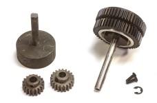 7451/09 2-Gang Getriebe für FG 2WD für 1:6er Off-R