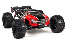 ARA106040T1 1/8 KRATON 6S BLX 4WD Brushless Speed Monster Truck with Spektrum RTR, Red