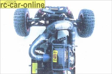 Y0727 01 Jetpro Resorohr Fur Losi Desert Buggy Monster Truck Xl