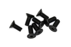 2012-142 Mecatech Countersunk Screws M4x10