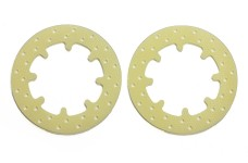 P-R-M 1000-41/03 Epoxy brake disk, for Mecatech star mount