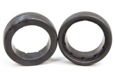 LOSB 7241 Tire Inserts front/rear, Soft 5T