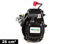 y0793 SPEED TEC EXPERT Zenoah G270 tuning engine