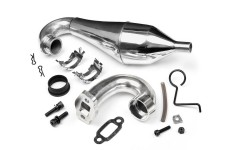 87401 HPI Alloy tunded pipe complete