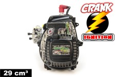 y1604 SPEED TEC CRANK Team-Edition Zenoah G290 Tuning Motor