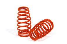 7288 FG cask-shaped spring orange