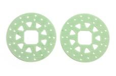 P-R-M 1000-40/01 Epoxy-Bremsscheiben für Mecatech