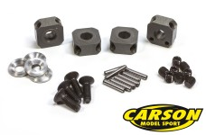 TT1051 Top Tuning Conversion kit for the standard 1:/5 18 mm square wheel drives for the Carson CY-Eline cars