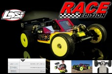 Losi TLR 5ive-B 1:5 4WD Buggy Race Edition