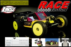 Losi TLR 5ive-B 1:5 4WD Buggy Race Kit / Race Edition