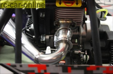 Mielke 5181 Losi Desert Buggy Monster Truck Xl Resonanzrohranlage
