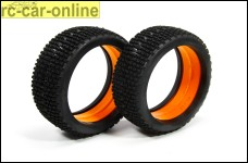 GW90 GRP-MICRO off-road race tires, choice of 2 variations (S and P) and several compounds, also available mounted and glued