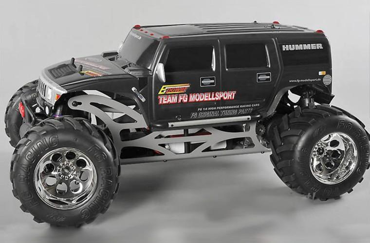 fg monster hummer elektro wb535 4wd rc car online. Black Bedroom Furniture Sets. Home Design Ideas