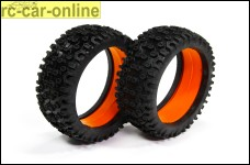 GW91 GRP-CROSS off-road race tires, choice of 2 variations (S and P) and several compounds, also available mounted and glued