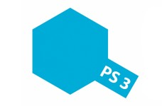 Tamiya Sprühfarbe PS-3 hellblau